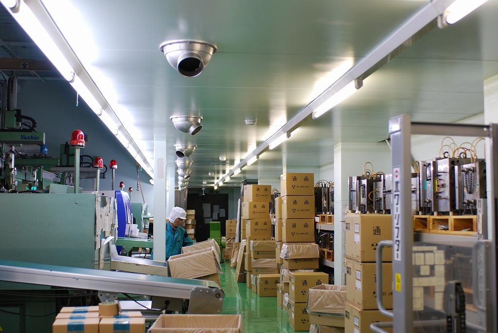 ヨネプラ製品工場