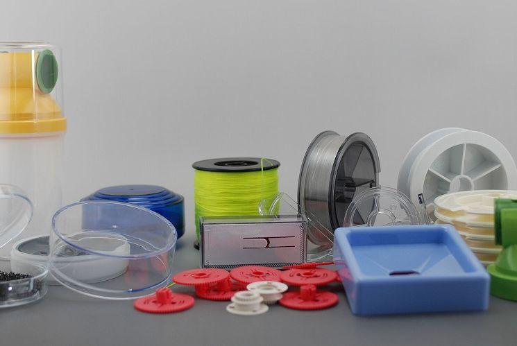 プラスチック加工品のイメージ